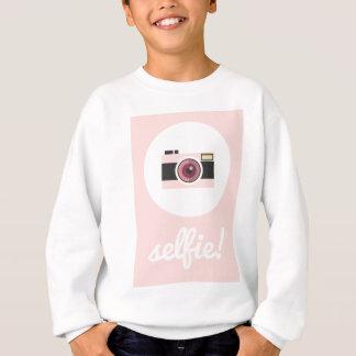 Selfie sign! sweatshirt