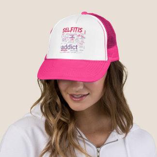 Selfitis, Selfie Addict Trucker Hat