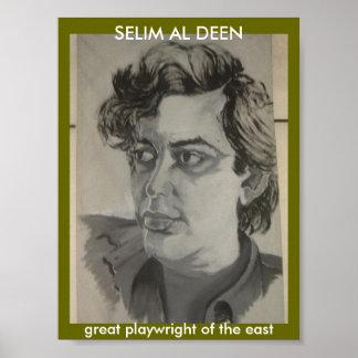 Selim Al Deen Print
