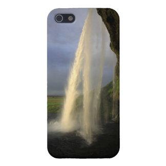 Seljalandsfoss waterfall, Iceland iPhone 5/5S Case