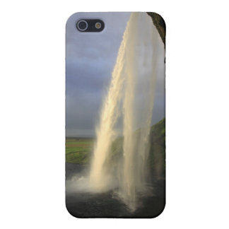 Seljalandsfoss waterfall, Iceland iPhone 5/5S Cover