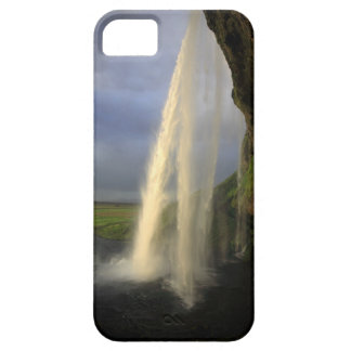 Seljalandsfoss waterfall, Iceland iPhone 5 Cases