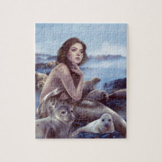 Selkie Jigsaw Puzzle