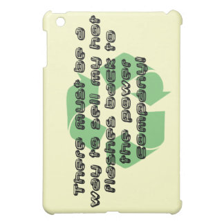 Sell My Hot Flashes To Power Co. Ipad Case