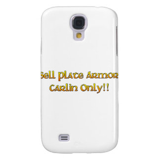 Sell Plate Armor - Tibia Galaxy S4 Case
