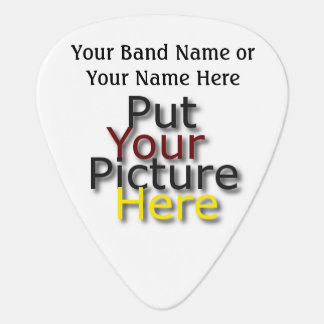 Sell Yourself! Promotional Giveaway Guitar Pick