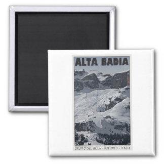 Sella Ronda - Alta Badia Run 20 Magnet