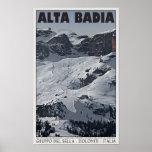 Sella Ronda - Alta Badia Run 20 Poster