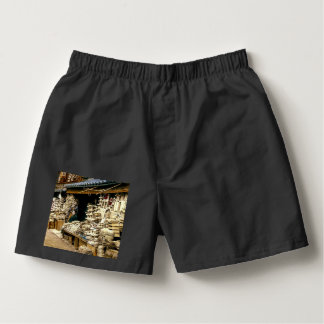 Selling New Years Decorations Vintage Old Japan Boxers