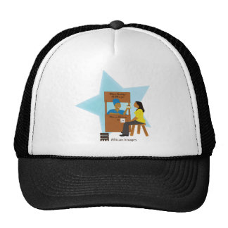 Selling Shea Mesh Hat