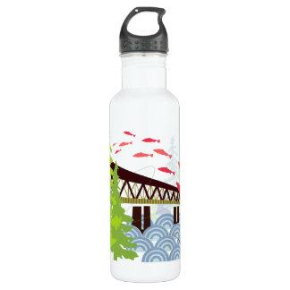 Sellwood Bridge Liberty Bottle 710 Ml Water Bottle