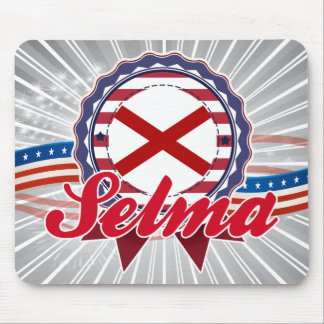Selma, AL Mouse Pad