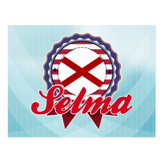 Selma AL Postcards