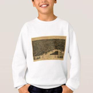 Selma Alabama in 1887 Sweatshirt