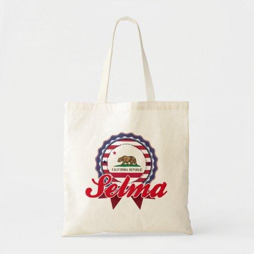Selma, CA Tote Bag