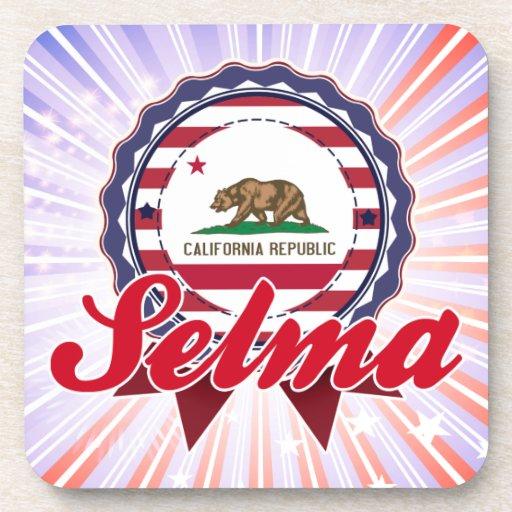 Selma, CA Drink Coasters