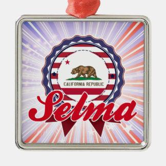 Selma, CA Ornaments