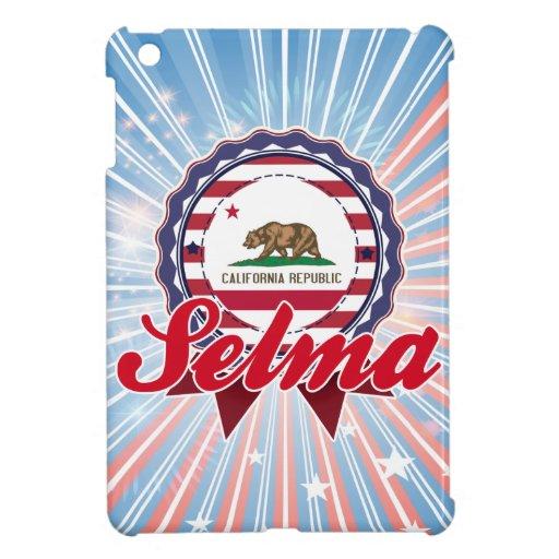 Selma, CA Cover For The iPad Mini