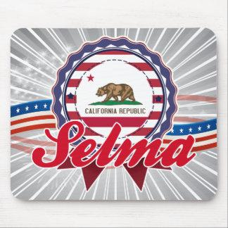 Selma CA Mouse Pad