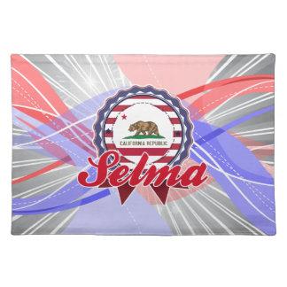 Selma, CA Placemat
