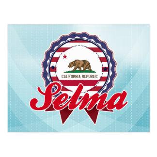 Selma CA Post Cards