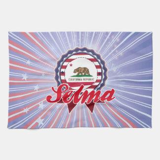 Selma, CA Towels