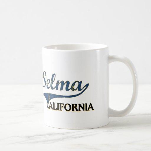 Selma California City Classic Coffee Mug