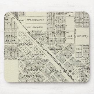 Selma, California Mouse Mat
