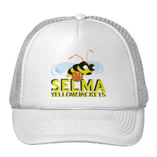 SELMA YELLOWJACKETS CAP MESH HAT