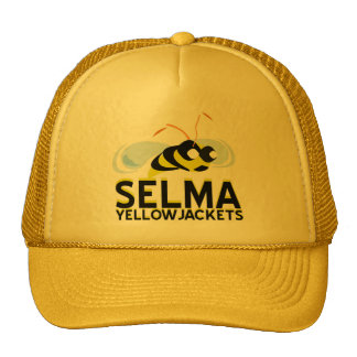 SELMA YELLOWJACKETS CAP