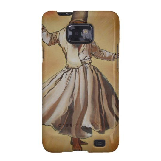 Semasen - Sufi Whirling Dervish Samsung Galaxy S2 Cover