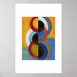 semi-circles posters