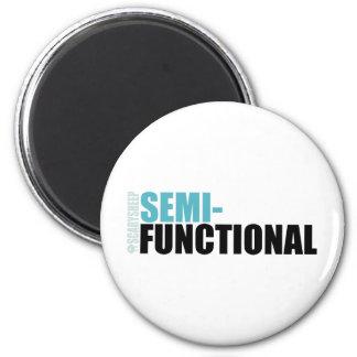 Semi-Functional 6 Cm Round Magnet