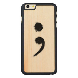 SemiColon Phone Case