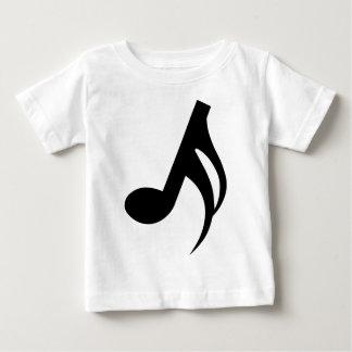 Semiquaver Musical Note Tshirt