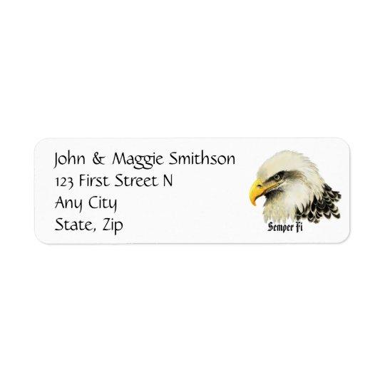 Semper Fi, American Eagle USA Marine, Military
