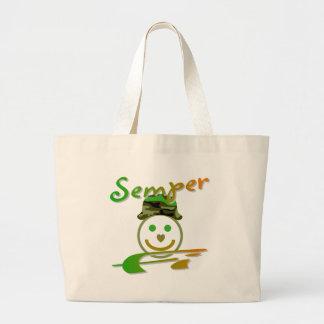 Semper Fi Tote Bag