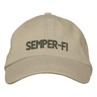 Semper-Fi - Cap Embroidered Baseball Cap