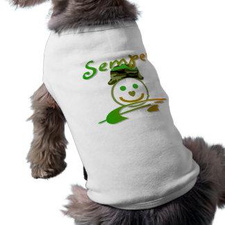 Semper Fi Doggie Tee Shirt
