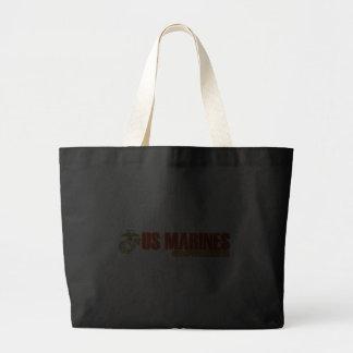 Semper Fi EGA Canvas Bags