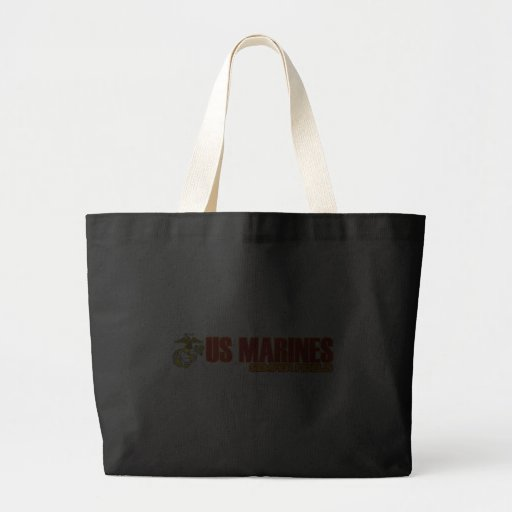 Semper Fi [EGA] Canvas Bags