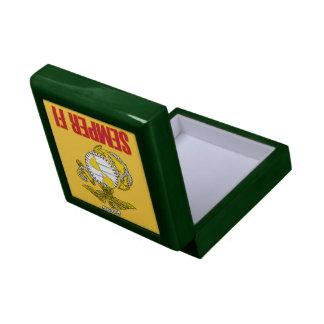 Semper Fi EGA Trinket Boxes