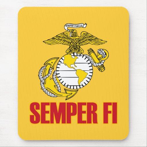 Semper Fi [EGA] Mouse Pad