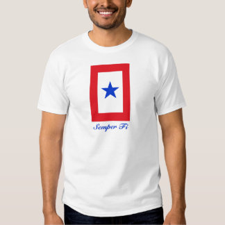 Semper Fi - Family Flag T-shirts