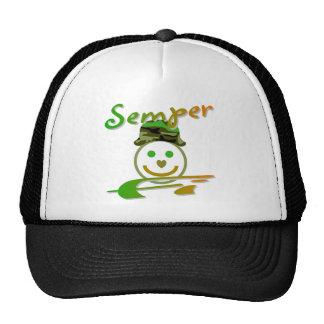 Semper Fi Trucker Hats
