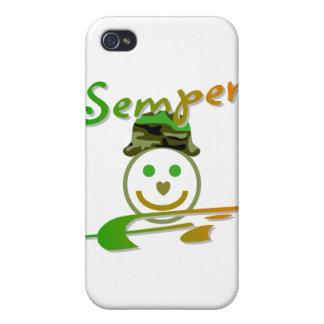 Semper Fi Case For iPhone 4