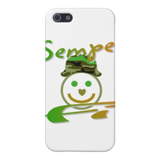 Semper Fi iPhone 5 Case