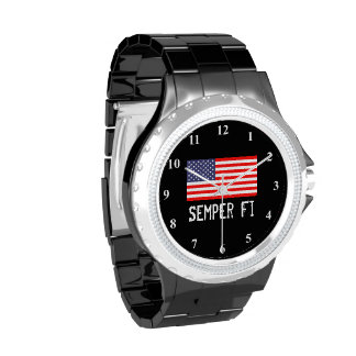 Semper Fi military watches