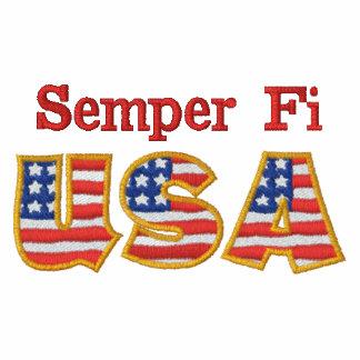 Semper Fi USA W Polo Shirt