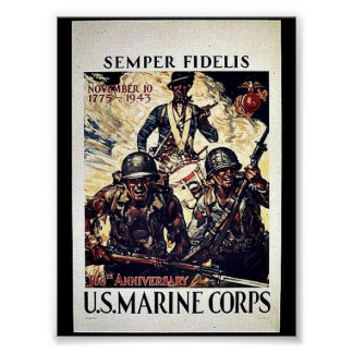 Semper Fidelis Posters